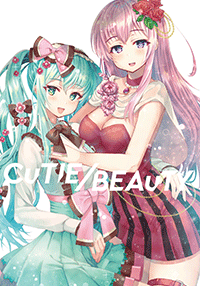 VCL : 10th EP / CuTIE/BEAuTY